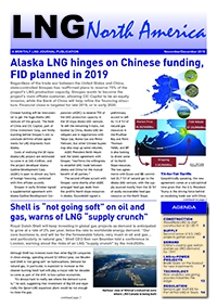 LNG North America – November-December 2018