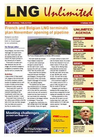 LNG Unlimited - 06 October 2015