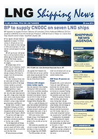 LNG Shipping News - 26 June 2014