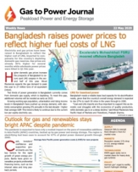 Gas to Power - May 22, 2020