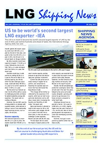 LNG Shipping News - 20 July 2017