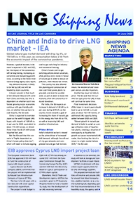 LNG Shipping News - 25 June 2020