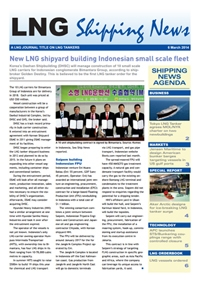 LNG Shipping News - 06 March 2014