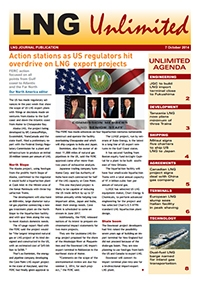 LNG Unlimited - 7 October 2014