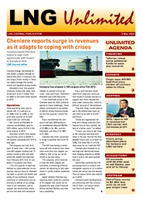 LNG Unlimited – 5 May 2020