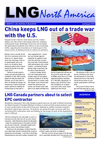 LNG North America – July/August 2018