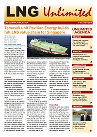 LNG Unlimited - 9 December 2014