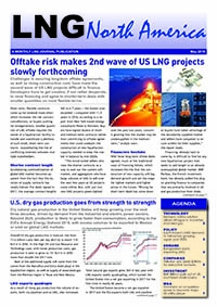 LNG North America – May 2018