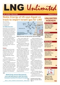 LNG Unlimited - 8 September 2015