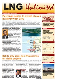LNG Unlimited - 19 August 2014