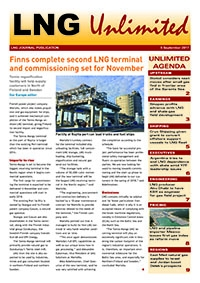 LNG Unlimited – 5 September 2017