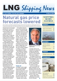 LNG Shipping News - 19 March 2020