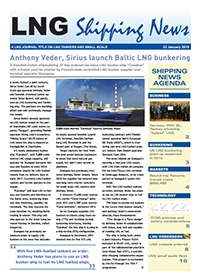 LNG Shipping News - 22 January 2015
