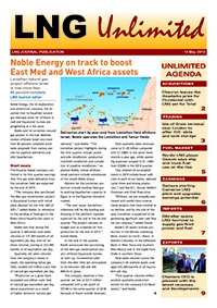 LNG Unlimited – 14 May 2019