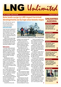 LNG Unlimited – 8 September 2020
