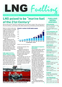 LNG Fuelling – 2nd Quarter 2018