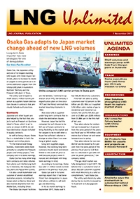 LNG Unlimited – 7 November 2017