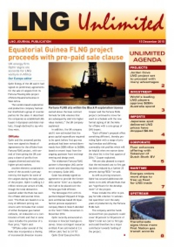 LNG Unlimited - 15 December 2015