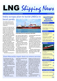 LNG Shipping News - 4 January 2018