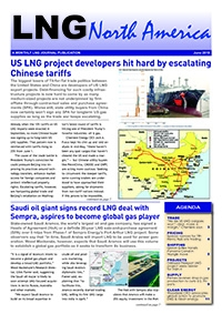LNG North America – June 2019