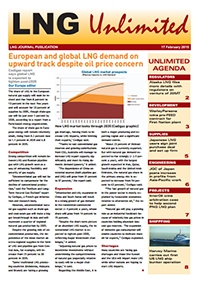 LNG Unlimited - 17 February 2015