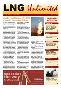 LNG Unlimited - 12 March 2013
