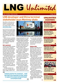 LNG Unlimited – 21 May 2019