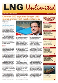 LNG Unlimited - 10 February 2015
