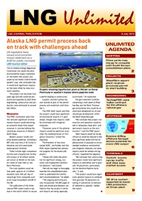 LNG Unlimited – 9 July 2019
