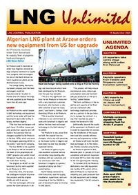 LNG Unlimited – 15 September 2020