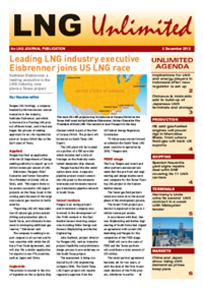 LNG Unlimited - 4 December 2012