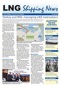 LNG Shipping News - 24 July 2014
