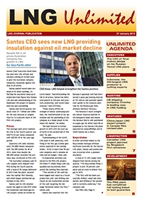 LNG Unlimited - 27 January 2015