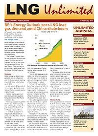 LNG Unlimited - 24 February 2015