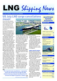 LNG Shipping News - 28 May 2020