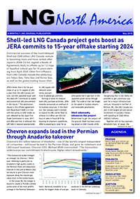 LNG North America – May 2019