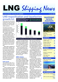 LNG Shipping News - 11 June 2020