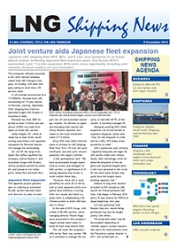 LNG Shipping News - 05 December 2013