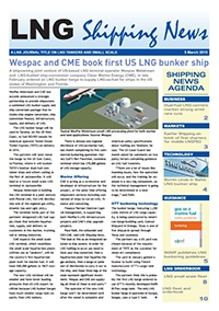 LNG Shipping News - 5 March 2015