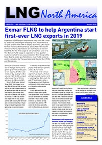 LNG North America – January 2019