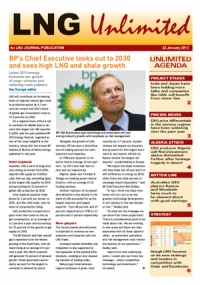 LNG Unlimited - 22 January 2013