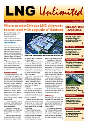 LNG Unlimited – 6 October 2020